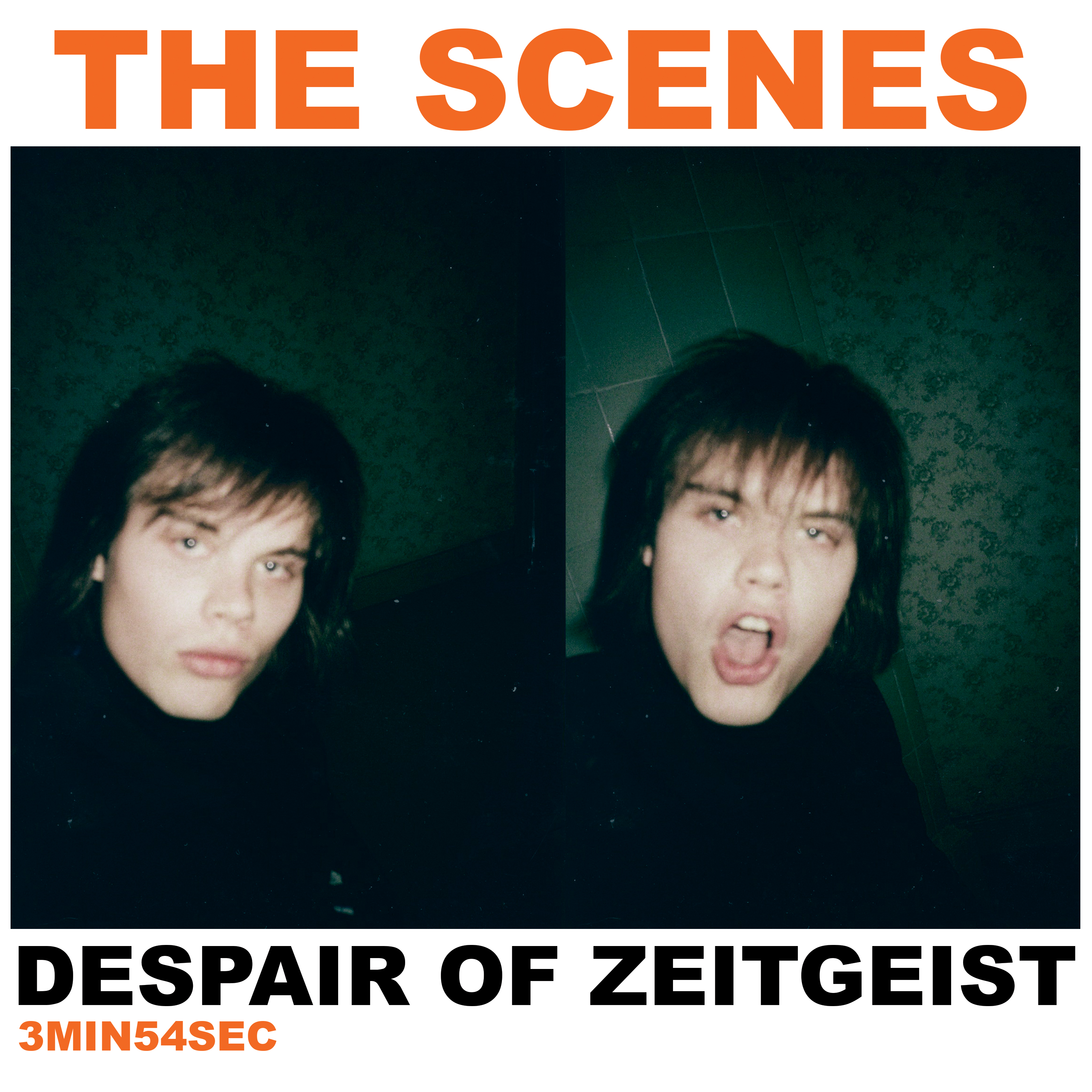 The Scenesiltä uusi single 'Despair of Zeitgeist'
